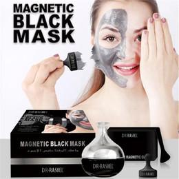 acne remover creme Desconto DR .RASHEL Máscara De Carvão De Bambu Preto Removedor De Cravo Peel Off Máscaras Faciais Máscaras de Controle de Óleo Acne Facial Máscaras X129