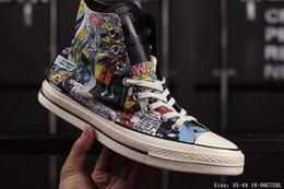 New DC Comics X 1970s Chaussures De Skate Casual De Mode Femmes Hommes Nouvelles Chaussures Hommes Entraîneurs Casual Bottes De Formation Sneakers ? partir de fabricateur