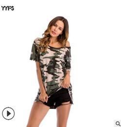 d570b22d1 2019 mujeres camuflaje 2018 Camiseta sin mangas Camouflage de las mujeres  Camiseta sin mangas de las