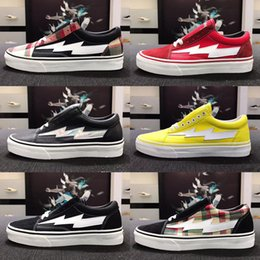 Wholesale Womens Fashion Plastic Shoes - 2017 new Revenge X Storm Old Skool Training Sneakers,wholesale 2017 new Mens Womens Fashion Casual skate shoes,Retro Sports Running Boots