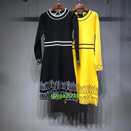 Robe mi-longue à manches longues pour fille, fille, robe, chemise, pull, jupe, jaune, multicolore, joli coeur, chemise longue en viscose stretch ? partir de fabricateur