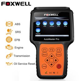 epb scanner Coupons - Foxwell NT614 OBD2 Automotive Scanner ABS SRS Airbag EPB Transmission Reset OBD 2 Auto Scanner Multi Language ODB2 Diagnostic