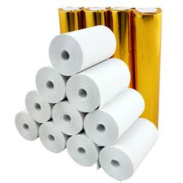 20 rulo termal kağıt 57x30mm çekirdek yok BPA ücretsiz süper uzun cep bluetooth yazarkasa kağıt rulosu nereden