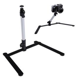2019 top dslr kameras Einstellbare Tischplatte Aluminium Kamera Mini-Einbeinstativ mit 1 Flexible Stand für DSLR Digitalkamera L3EF günstig top dslr kameras