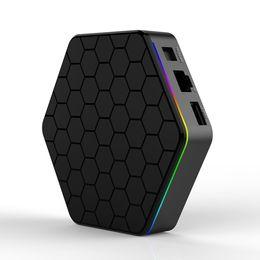 Amlogic S912 TV Boxen T95Z Plus 2 GB 16 GB Octa Core 2.4G / 5G WIFI Android 7.1 Smart Geräte von Fabrikanten