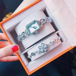 Вечерние платья онлайн-2018 новая мода женщина часы роскошные полный алмазов леди кварцевые часы Стальной браслет цепи платье часы relogio мужской партии подарок для девочек