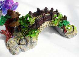 tortues d'ornements Promotion Fish aquarium décoration paysage ornement fournitures d'aquarium maison jardin décor