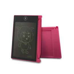 1 pcs 4.4 pouce LCD Tablette D'écriture Mini Portable Numérique Tablette Dessin Électronique Pads D'écriture Manuelle Message Mémo Graphiques Tableau Blanc ? partir de fabricateur