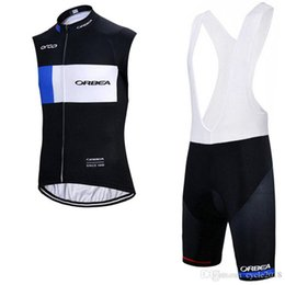 1f36516b2 ORBEA Cycling jersey set Summer bicycle sleeveless Maillot Ropa Ciclismo  hombre quick dry MTB bike Wear shirt cycling clothing+9D gel pad