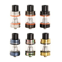 Wholesale Alien Top - Top quality Smok TFV8 Big Baby Atomizer 5ml Top Filling TFV8 Big Baby Beast Tank fit SMOK G-priv 200W Alien Box Mod kit