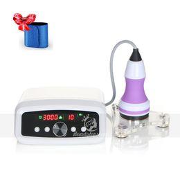 Cavitazione a ultrasuoni a casa online-Il grasso di dimagramento di cavitazione 2.0 di uso domestico riduce la mini cavitazione ultrasonica ultrasonica dell'attrezzatura di bellezza + la cinghia di sostegno della vita del regalo