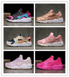 Wholesale Ladies Quality Shoes - Hot Sale High Quality Women Running Shoes Huarache Sneakers Ladies Sports Shoes Huaraches I Walking Shoes