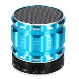 Mini altoparlante portatile senza fili Bluetooth Altoparlante stereo Altoparlante Super Bass Supporto carta di TF per il telefono mobile cheap mini bass speakers phone da mini altoparlanti del telefono fornitori