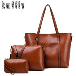 7caa97da5af7 Luxury Brand Women Bags Designer Handbags High Quality 3 SET Purses and  Handbags Vintage Shoulder Bags Ladies Hand Bag Sac