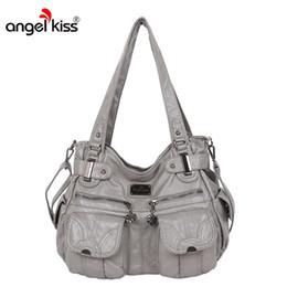 High Quality Designer Handbags Luxury Bags Women Ladies Bags Famous Brand Messenger  Bag PU Leather Pillow Female Totes Shoulder Handbag 8024 002a7fe8dd