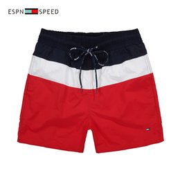 Wholesale Lifes Beach - New Board Shorts Men Summer Beach Shorts High-quality Swimwear Male Letter Surf Life Men Swim Hot