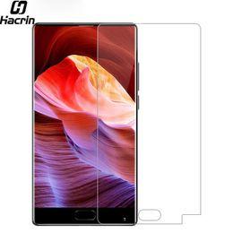 Bluboo для мобильного телефона онлайн-hacrin для Bluboo S1 закаленное стекло взрывозащищенное 2.5D защитная пленка для стекла стеклянная пленка для Bluboo S1 мобильный телефон 5.5 ''