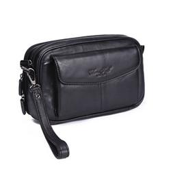 Модные сумки онлайн-Men's Vintage Fashion Business Clutch Wrist Pack  Hand Bag Wallet Phone bags Handbag Cell Mobile Phone Case Cover Holder