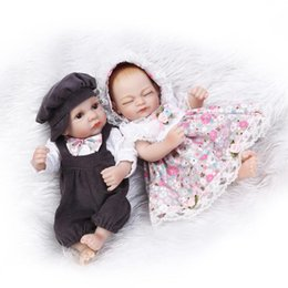 Wholesale Silicone Dolls Cheap - Keyword Ideas Cheap Cute Silicone Baby Mini Soft Fashion Babies Doll Security Nontoxic Lifelike Newborn Dolls