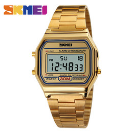 спортивные часы Скидка SKMEI Men Fashion Sports Outdoor Watches Waterproof Backlight  Watch Timer Running Men Wristwatch Relogio Masculino saat