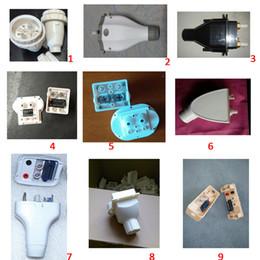 Vários tipos on-line-Tipo da venda da fábrica vário conector comum do punho da máquina do laser do el do plugue do ipl do shr do plugue da venda