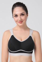 Camisa del tamaño 46 online-Antiestático, anti-UV, antibacteriano, tallas grandes, secado rápido, característica transpirable y camisas Tops FRee envío femenino fitness Sport bra