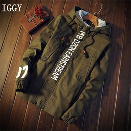 d6c2bb3f66a New Slim Sexy Top Designed Mens Jacket Coat Turn Down Collar jaqueta White  black navy blue army green Hooded Jacket Dropshipping