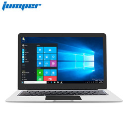 Wholesale Dual Celeron - Jumper EZbook 3 Se 13.3 Inch Notebook Laptop Tablet PC Intel Celeron N3350 3GB DDR3L 64GB ROM Dual Core Mini HDMI Windows 10