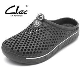 zapatos de los hombres zuecos sandalias Rebajas Clax Garden Zueco Zapatos para  hombres de secado rápido 5cda548d6bf