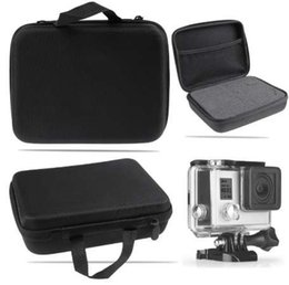 ALOYSEED Spor Kamera Kılıf Çanta Koruyucu Saklama Çantası Taşıma çantası Xiaomi Yi Gopro Hero 5 4 Sjcam Sj4000 Eylem Kamera cheap case xiaomi yi nereden vaka xiaomi yi tedarikçiler