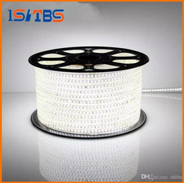 Wholesale Flex Rope - 100m 110V 220V Led Strips smd 2835 LED rope light IP67 Flex LED Strip lights Outdoor Lighting string Disco Bar Pub Christmas Party