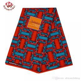 Wholesale Super Wax Hollandais - 2018 100% Polyester Wax Prints Fabric Ankara Super Hollandais Wax High Quality African Fabric for Party Dress PL667
