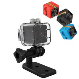 Wholesale Micro Video Cams - Car DVR Mini Camera 1080P Full HD Sports Micro Cam Motion Detection Camcorder Infrared Night Vision Video Recorder Wide Angle