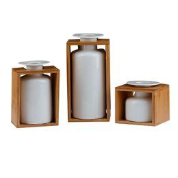 Canada Décor à la maison Classique Blanc Céramique Vase Arts Chinois Et Artisanat Décor Contracté Porcelaine Fleur Vase Cadeaux Créatifs Offre