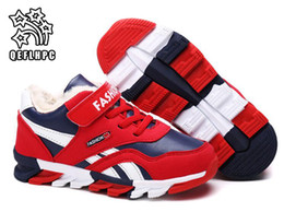 Wholesale Children Casual Wear - Children's tennis shoes. Fashion casual running shoes. Anti-skid and wear-resistant. Keep warm. Sports child shoes. Boys and girls.A8163-3
