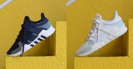 Wholesale Generation Blue - High quality with box 2017 Originals Prophere Climacool EQT 4s Four generations Clunky Shoe sports Running Shoes black Casual shoes sneakers