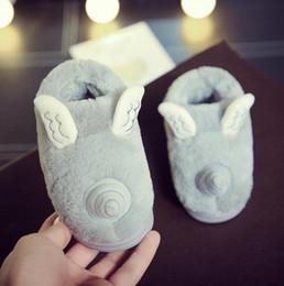 7baa970ddc1 Discount kids warm slippers - Plush unicorn Slippers Winter Warm Cotton  Slippers Kids Shoes Six Colors