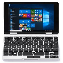 Canada Un ordinateur portable Netbook One Mix Yoga Pocket 7.0 '' avec clavier Windows 10.1 Intel Atom X5-Z8350 Quad Core 8 Go + 128 Go cheap laptop intel atom Offre