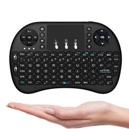 Rii i8 2.4 Ghz Teclado Inglês Gaming Air Fly Teclado Mouse Multi-Mídia Controle Remoto para Smart TV Laptop PC X-BOX de Fornecedores de xbox controller wireless black