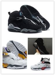 release date: 5a72f 5ded8 2019 hasenschuhe 2018 Neue 8 Alternative Bugs Bunny 8s Black Chrome Männer  Frauen Basketball Schuhe Aqua