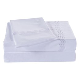 Wholesale Comforter Sets Queen Sale - Hot Sale Home Textile100%High Quality Polyester Solid Style 4pcs Bedding Sets Queen King Size Duvet Cover Mix Color Bed Sheet Order