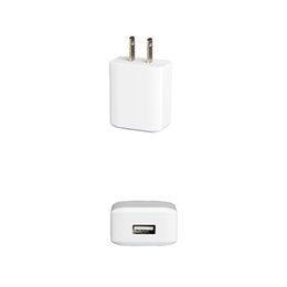 Wholesale Cell Phones Chargers Wholesale - Cell Phone Wall Charger 5V 2A US EU Adapter AC Power USB Plug For iPhone Android Phones 3C CE RoRh FCC Certification