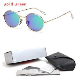 3547 Мода Дешевые Небольшие Овальные Солнцезащитные Очки для Мужчин Женщин Марка Дизайнер Старинные Солнцезащитные Очки Очки Оттенки cuculos S330 от