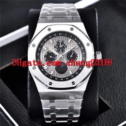 transparent mechanical watch mens 2018 - aaa luxury brand mens watch white case Multifunction chronograph mechanical Automatic stainless steel Transparent Back men man Watches 03