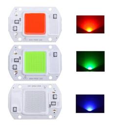 2019 домашний источник AC 220 В 20 Вт / 30 Вт COB светодиодный модуль источник света LED чип свет лампы Источник прожектор прожектор лампы дом наружного освещения дешево домашний источник