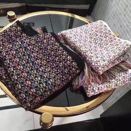 Wholesale ponchos shawls - 2018 Winter Letter Scarf Women cashmere Blanket Scarfs Fashion Designer Flower Scarves Wool Scarf