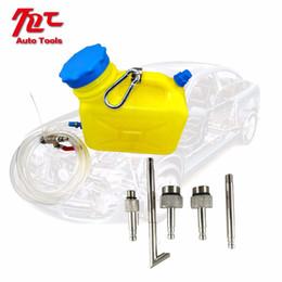 Wholesale Auto Transmissions - 7Pcs Oil Filling Adaptor Auto CVT DSG Transmission Oil Refilling Refill Tool Kit