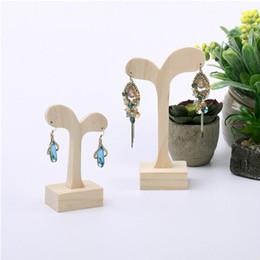 Wholesale Jewellery Stand Earrings - Lanolin Jewellery display props, earrings, acrylic acid, 5 pieces of earring display frame
