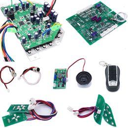 smart balancing bluetooth Rabatt Roller Motherboard Wi Bluetooth Modul Lautsprecher Rc Controller für Hoverboard 2 Räder Smart Balance Elektroroller Skateboard