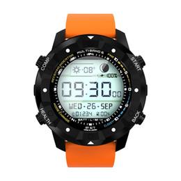 2020 wifi del teléfono ip68 Nuevo reloj inteligente S3 3G impermeable IP68 1 GB + 16 GB Smartwatch de ritmo cardíaco con Android 5.1 con wifi GPS Reloj para teléfono Android IOS wifi del teléfono ip68 baratos